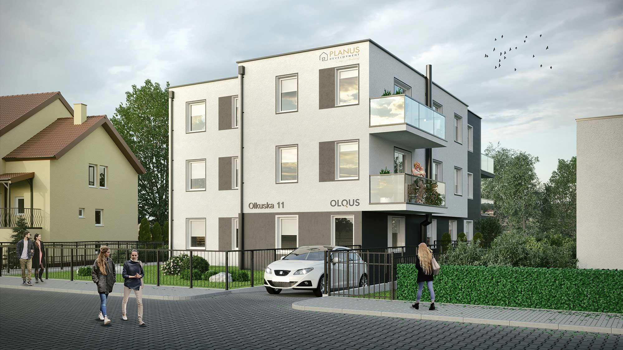 Planus Development - Inwestycja w Gdyni