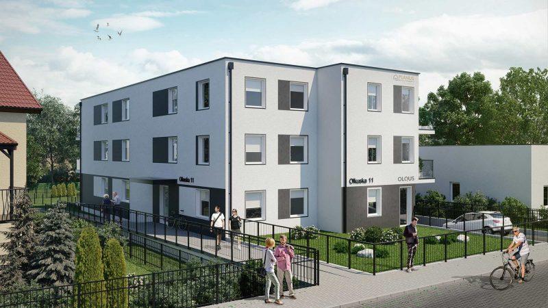 Inwestycja Planus Development - Gdynia Olkuska